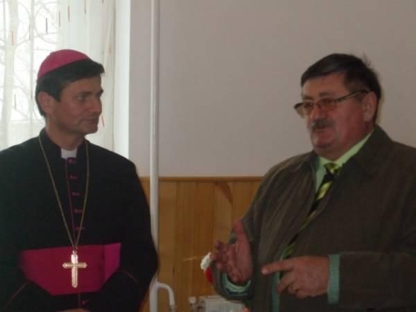 Puşculiţa Episcopiei Romano Catolice e umplută din bugetul careian