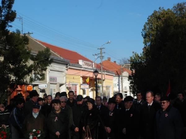 Moment de referinţă: maghiarii şi românii împreună de 15 Martie