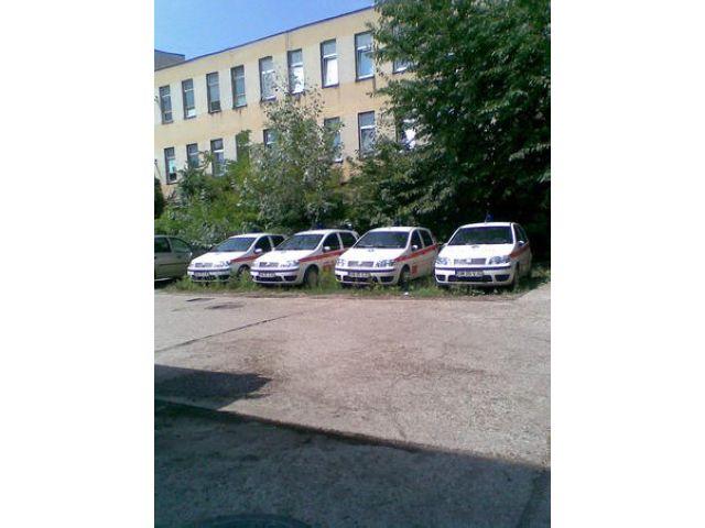 Serviciul de ambulanţă intră în grevă