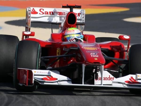 Fernando Alonso a câştigat Marele Premiu al statului Bahrain, primul Grand Prix din 2010