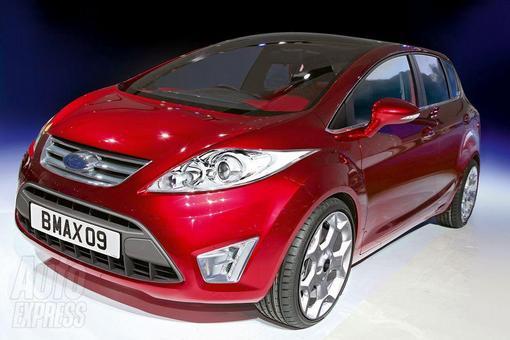 Cum va arăta noua maşină pe care Ford o va produce la Craiova?