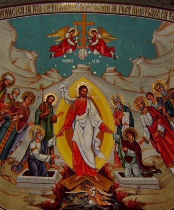 Programul bisericilor în Săptămâna Patimilor şi în Noaptea de Înviere. Tradiţiile ianculeştenilor