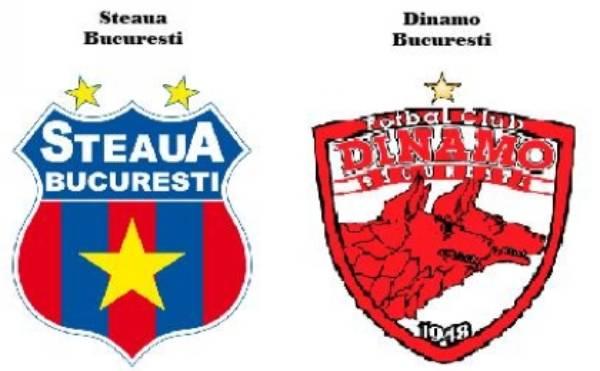 Dinamo – Steaua la Carei!