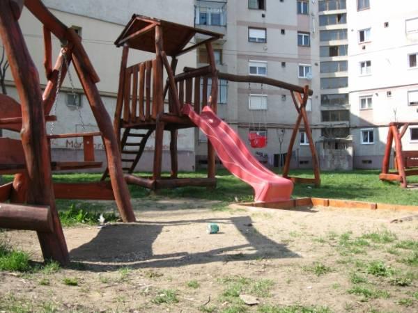 Locurile de joacă, episodul II: haos de proporţii în Mihai Viteazu I