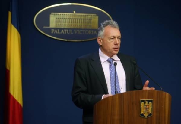 Ministrul mediului, Laszlo Borbely, suspectat de DNA de trafic de influenţă