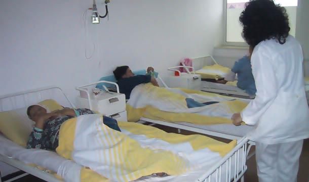 Se menţine numărul mare de viroze şi pneumonii