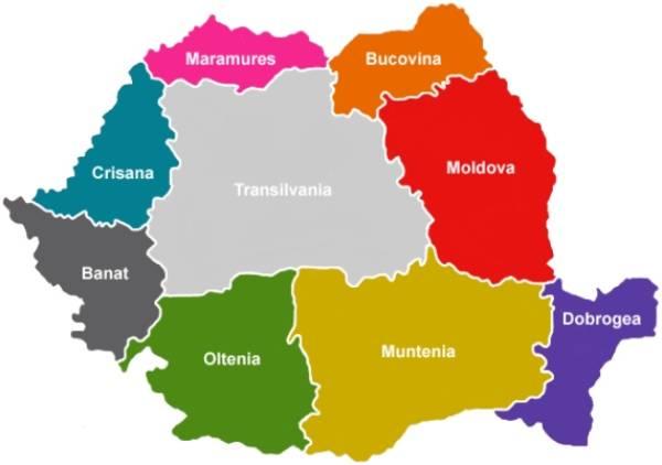 România în ungureşte
