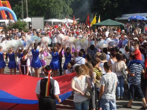 Zilele Oraşului se desfăşoară in 25-26 iunie