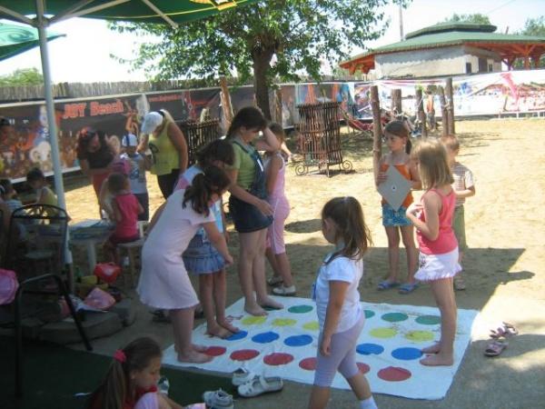 Activităţi de vacanţă pentru copii