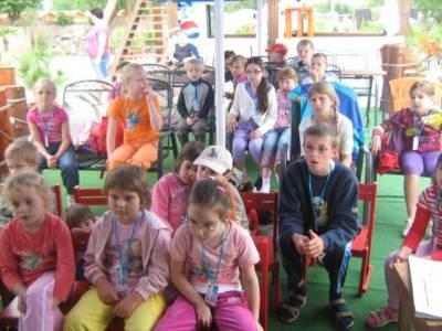 Insula Copiilor din Carei