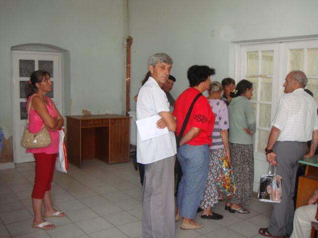 """Pensionarii careieni, """"o pierdere de timp cu traseul """" pentru CJP"""