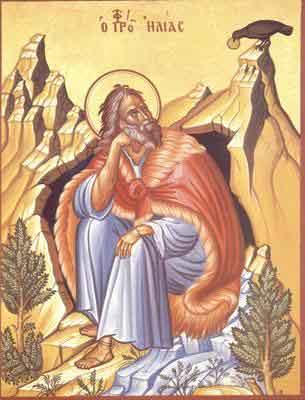 Sărbătoarea Sfântului Prooroc Ilie Tesviteanul