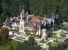 Peleşul, in topul celor mai spectaculoase castele din lume