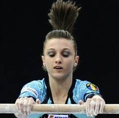 Ana Porgras câştigă medalia de aur de la CM de gimnastică