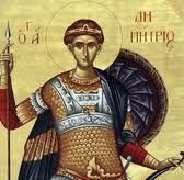 Sfântul Dumitru, patronul păstorilor