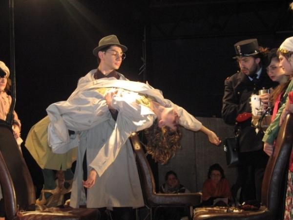 Gong final la Festivalul de Teatru SPOT 2010