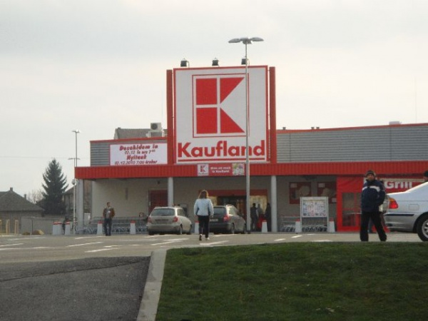Deschidere Kaufland Carei