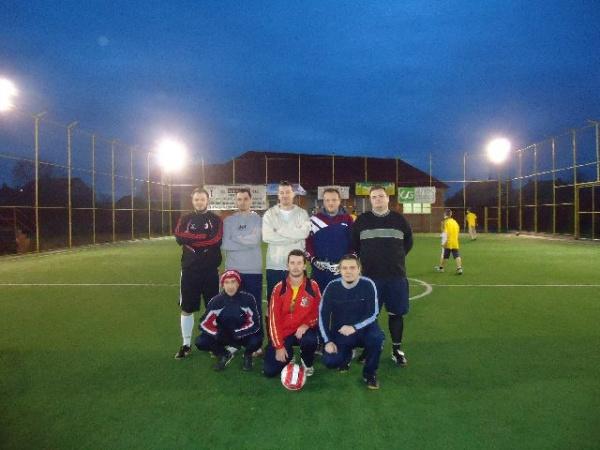 Începe campionatul  de minifotbal pentru amatori