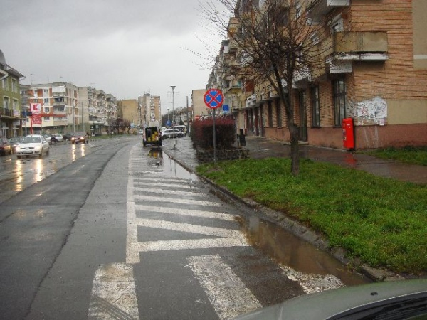 Amplasare de noi indicatoare rutiere în Carei