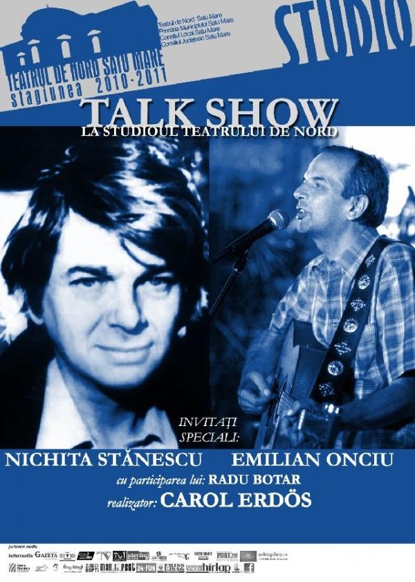 Talk Show la Sala Studio