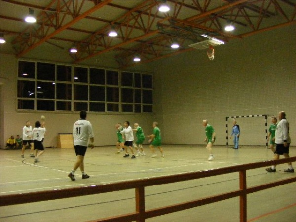 Meci de handbal Old-Boys