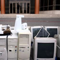 Colectarea deşeurilor electronice