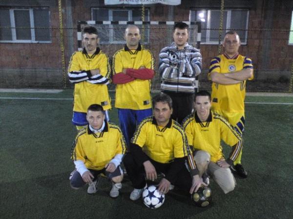 A doua etapă a Campionatului de Minifotbal