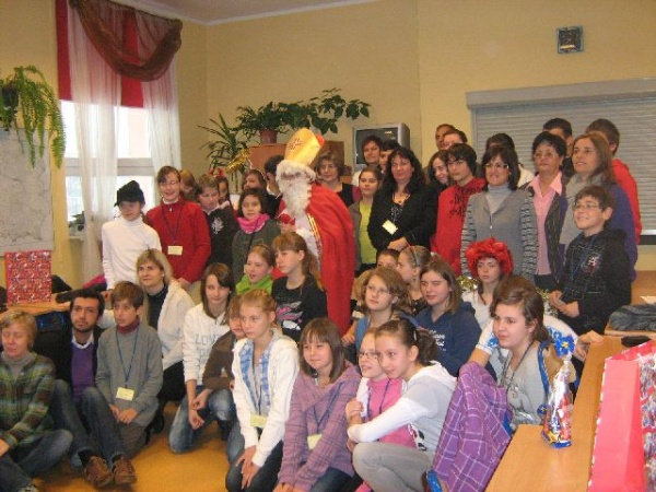 Elevi careieni în Polonia