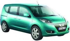 Monovolumul Dacia va fi lansat în 2012 la un preţ de pornire de 13.000 de euro