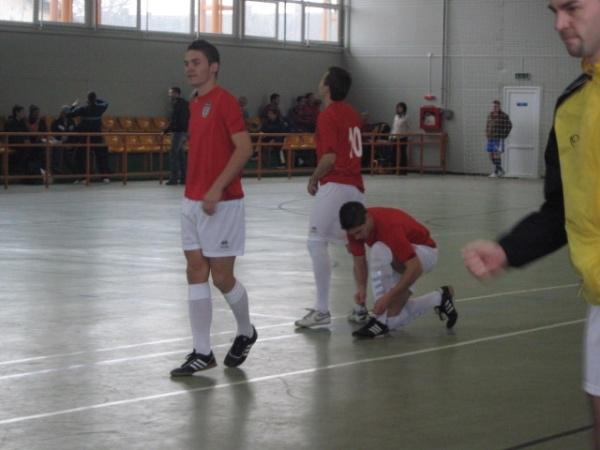 Cupa Futsal Carei in plină desfăşurare