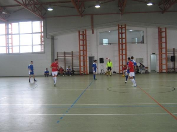 Prima zi la Cupa Futsal Carei