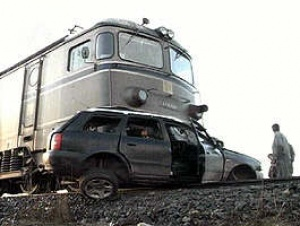 Accident feroviar la  Tăşnad