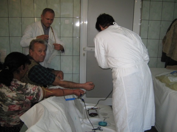 Sânge pentru viaţă ! Bilanţul anual al Centrului de Transfuzii Sanguine Satu-Mare