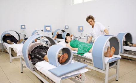 Unde ne tratăm prin balneoterapie