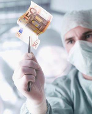 Comisia de sănătate din Senat a aprobat coplata în sănătate