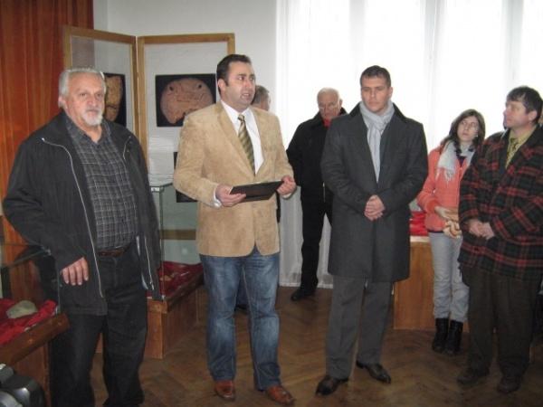 Muzeul Judeţean expune Tăbliţele de la Tărtăria