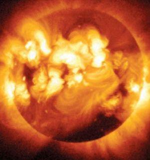 Furtuna solară ne dă dureri de cap şi depresii