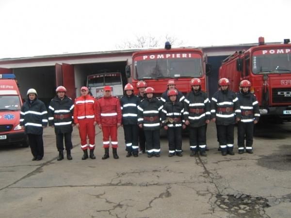Ziua Porţilor Deschise la toate subunităţile de pompieri din judeţ