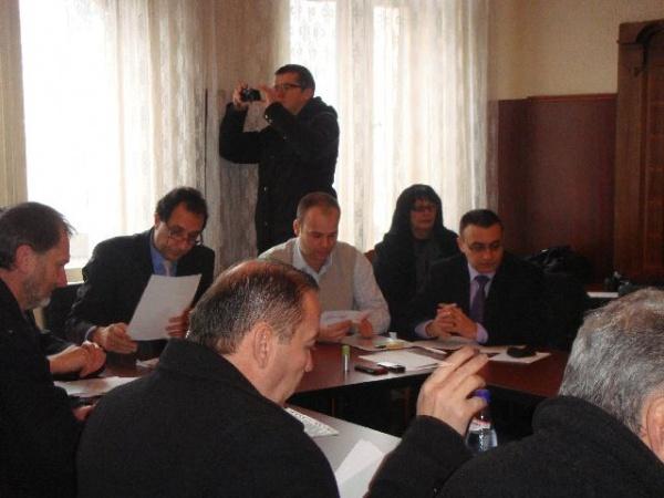 Şedinţe Consiliu Local din 2011