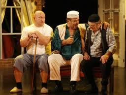 Take,Ianke şi Cadîr la Teatrul de Nord