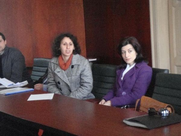 O nouă întâlnire cu Agenţia de Mediu la Primăria Carei