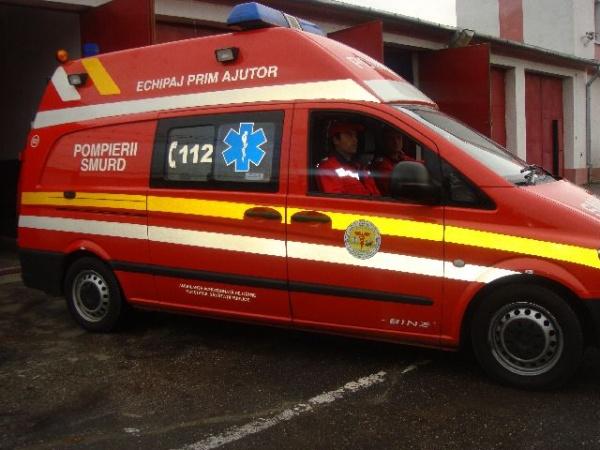 Update:  Accident cu un autocar între Petresti si Piscolt. Sârbii veneau la lucru în Satu Mare