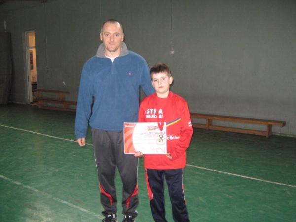 Denis Cristian Ţicle-campion naţional la aruncarea suliţei