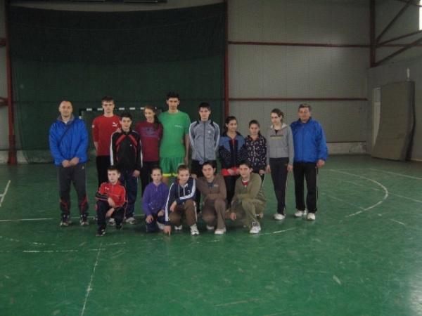 Atletism:Locul I pentru Zsoldos Patrick la Crosului Primăverii