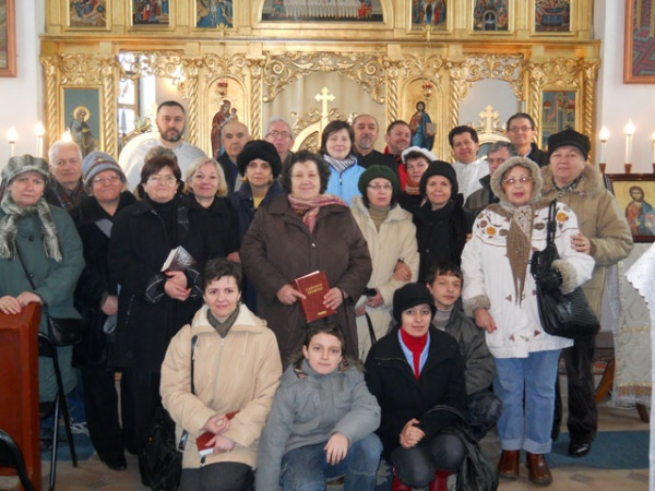 """Exerciţii spirituale pentru """"laicii"""" franciscani"""