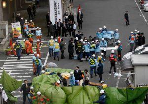Japonia: Seismul s-a simţit până la Beijing, la 2.500 kilometri distanţă