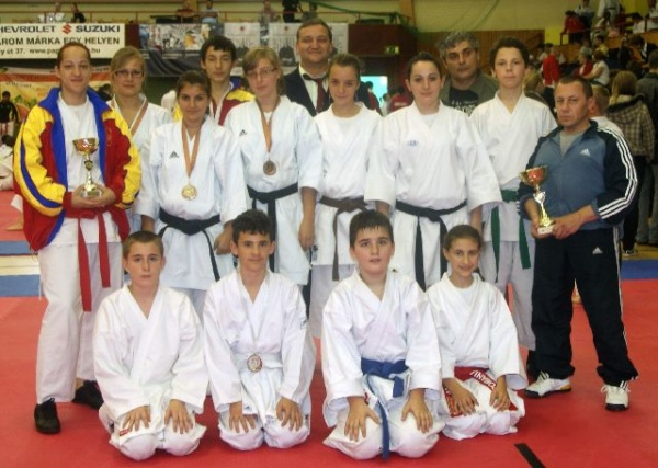Karate Do B.F.K.S. Carei se pregătește de Europene
