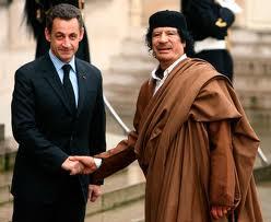 Gaddafi-Europa: Istoria unei relaţii vinovate
