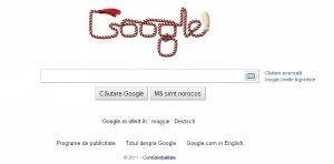 1 Martie sărbătorit şi de Google