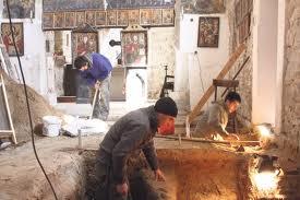 Au fost găsite mormintele episcopilor lui Ştefan Cel Mare din Ardeal